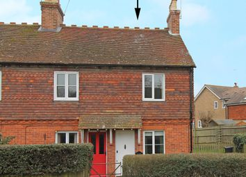 Thumbnail 2 bedroom cottage to rent in Goudhurst Road, Horsmonden, Tonbridge