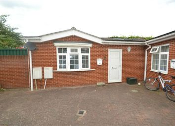 Thumbnail 2 bed semi-detached bungalow for sale in Hollis Court, Military Road, Colchester, Essex