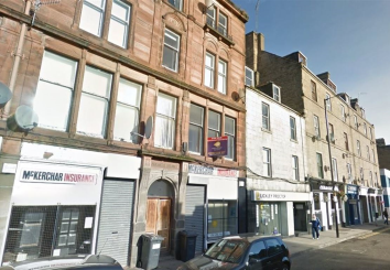 Thumbnail 1 bedroom flat to rent in Bell Street, Dundee