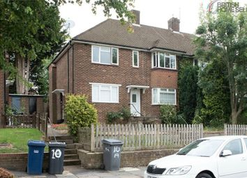 Thumbnail 2 bed maisonette for sale in Castlewood Road, Cockfosters, Barnet, Hertfordshire