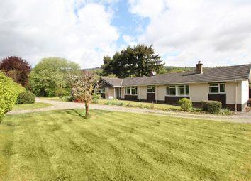 Thumbnail 5 bed bungalow for sale in Kilmahog, Callander, Falkirk