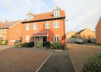 Thumbnail 3 bed mews house to rent in Corbetts Way, Thame