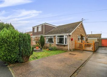 Thumbnail 2 bed bungalow for sale in Beech Close, Sproatley, Hull