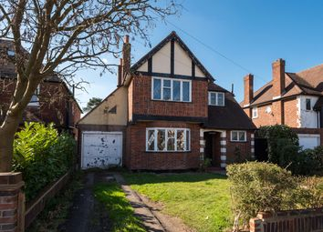 Thumbnail 3 bed detached house for sale in Grove Way, Esher