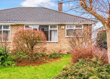 Thumbnail 3 bed semi-detached house for sale in Heath Moor Drive, York
