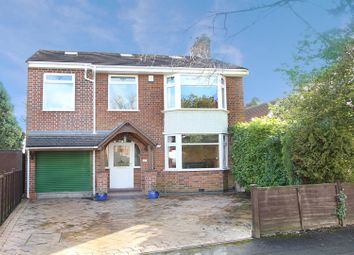 Thumbnail 6 bed detached house for sale in Langton Road, Rugby
