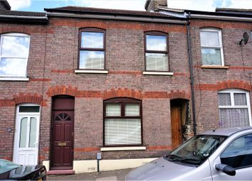 Thumbnail 2 bedroom terraced house for sale in Harcourt Street, Luton