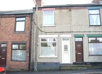 Thumbnail 2 bed terraced house for sale in Birkinstyle Lane, Shirland, Alfreton