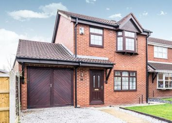 Thumbnail 3 bed detached house for sale in Oban Grove, Fearnhead, Warrington, Cheshire