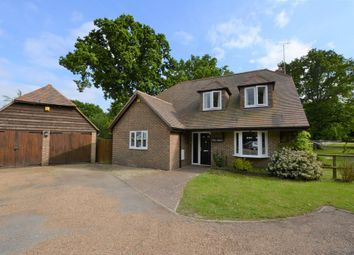 Thumbnail 5 bed detached house for sale in Hornash Lane, Shadoxhurst, Ashford