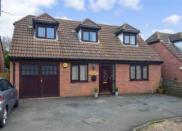 Thumbnail 3 bed detached house for sale in Selling Road, Old Wives Lees, Canterbury, Kent
