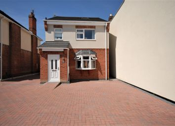 Thumbnail 4 bed detached house for sale in Silver Street, Coalville