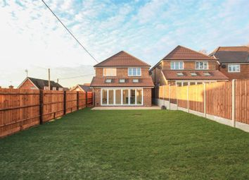 Thumbnail 4 bed detached house for sale in Belmont Road, Chesham