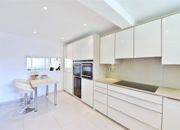 Thumbnail 3 bed terraced house for sale in Conyers Close, Hersham, Walton-On-Thames
