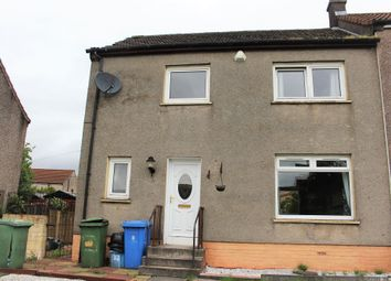 Thumbnail 3 bedroom semi-detached house for sale in Broomieknowe, Tullibody, Alloa