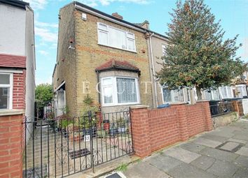 Thumbnail 3 bed end terrace house for sale in Catisfield Road, Enfield
