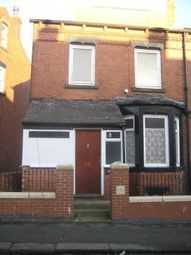 Thumbnail 4 bedroom terraced house to rent in Burlington Road, Beeston