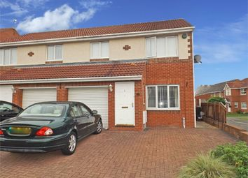Thumbnail 3 bed semi-detached house for sale in Glamis Court, Woodstone Village, Houghton Le Spring, Tyne And Wear