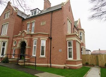 Thumbnail 2 bed flat for sale in Grosvenor Lodge, 26 Grosvenor Road, South Shields