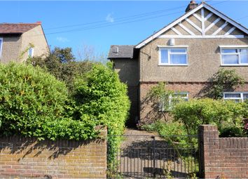 Thumbnail 3 bed semi-detached house for sale in Pretoria Road, Canterbury