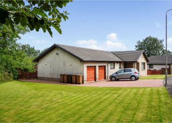 Thumbnail 3 bed detached bungalow for sale in Glebe Crescent, Ochiltree