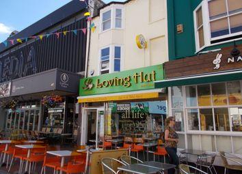 Thumbnail Restaurant/cafe for sale in 48 Gardner Street, Brighton