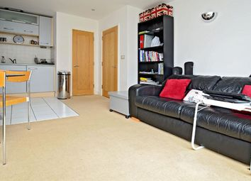 Thumbnail 1 bedroom flat for sale in Capital East, 21 Western Gateway, London