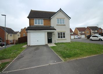 Thumbnail 4 bed detached house to rent in Weavers Croft, Crook