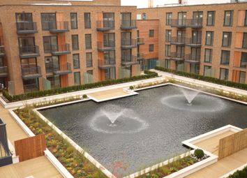 Thumbnail 1 bed flat to rent in Baroque Gardens, Plough Way, London