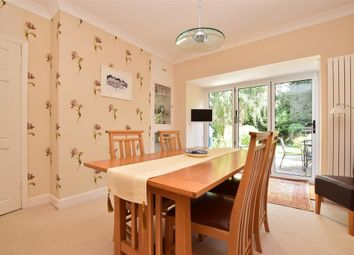 Thumbnail 3 bed detached house for sale in Purley Bury Close, Purley, Surrey