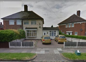 Thumbnail 3 bed detached house to rent in Holbeach Road, Birmingham