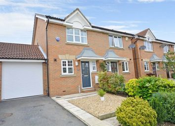 Thumbnail 2 bed semi-detached house for sale in The Meadows, South Milford, Leeds