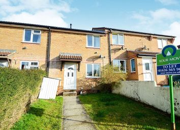 Thumbnail 2 bed terraced house to rent in Lower Cannon Road, Heathfield, Newton Abbot
