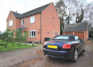 Thumbnail 4 bed country house for sale in Platt Lane, Whixall, Whitchurch