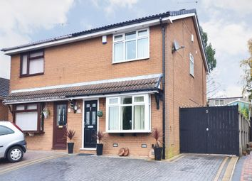 Thumbnail 3 bed semi-detached house for sale in Loganbeck Grove, Longton, Stoke-On-Trent