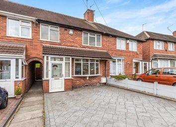 Thumbnail 3 bed terraced house for sale in Wingfield Road, Great Barr, Birmingham, West Midlands