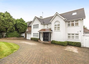 Thumbnail 6 bed detached house for sale in Harmsworth Way, London