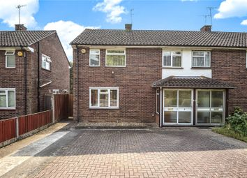 Thumbnail 3 bed semi-detached house for sale in Robin Hood Drive, Bushey