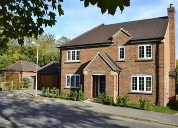 Thumbnail 4 bed detached house for sale in Capability Way, Greenham, Berkshire