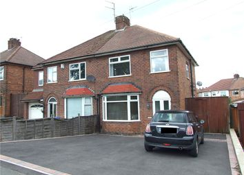 Thumbnail 3 bed semi-detached house for sale in Max Road, Chaddesden, Derby
