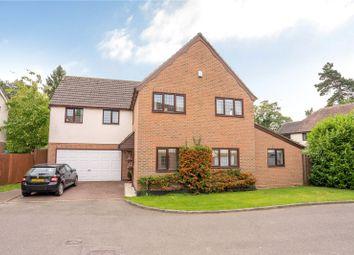 Foxley Drive, Bishop's Stortford, Hertfordshire CM23. 5 bed detached house