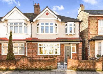 Thumbnail 3 bed semi-detached house for sale in Longley Road, London