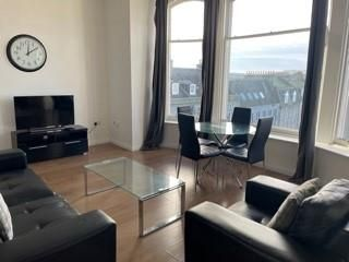 Thumbnail 1 bed flat to rent in Castle Street, Aberdeen