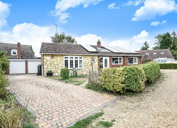 Thumbnail 4 bedroom detached bungalow for sale in Wotton End, Ludgershall, Near Brill, Oxon/Bucks Borders