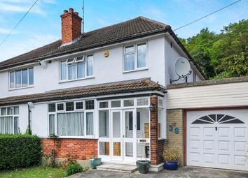 Thumbnail 3 bed semi-detached house for sale in Ballards Way, South Croydon, .