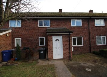 Thumbnail 2 bed terraced house to rent in Holly Road, Auckley, Doncaster