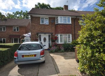 Thumbnail 3 bed semi-detached house for sale in Claremont, Bricket Wood, St.Albans
