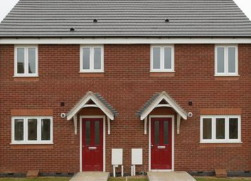 Thumbnail 3 bedroom semi-detached house for sale in Grantham Road, Waddington, Lincolnshire
