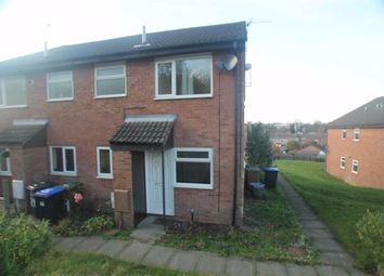 Thumbnail 1 bed end terrace house to rent in St. Johns Close, Daventry