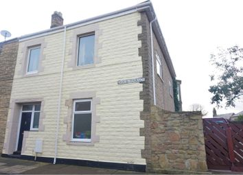 Thumbnail 4 bed end terrace house for sale in Aqua Terrace, Newbiggin-By-The-Sea